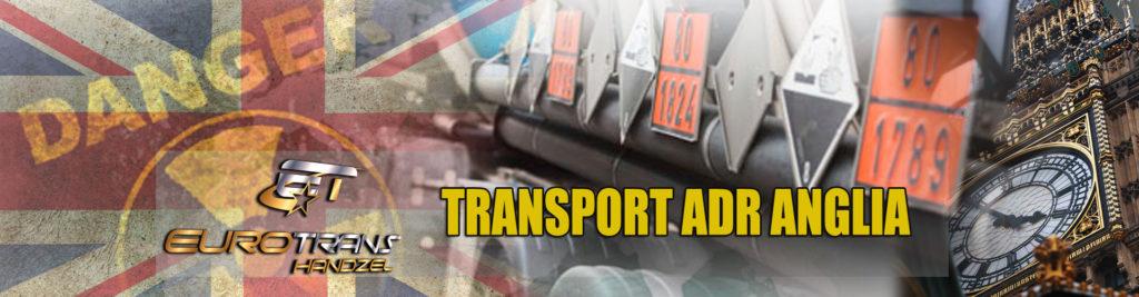 transport adr do anglii